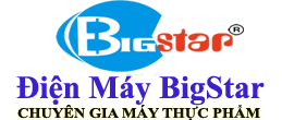 Máy xay chả lụa BigStar